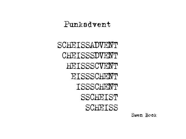 Punkadvent